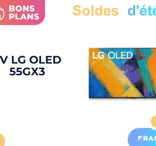 200 euros de moins pour cette TV LG OLED de 55 pouces chez Cdiscount