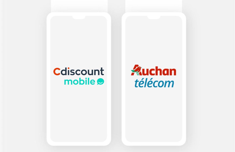 Ces deux forfaits mobile de 5 Go sont à moins de 3 euros par mois