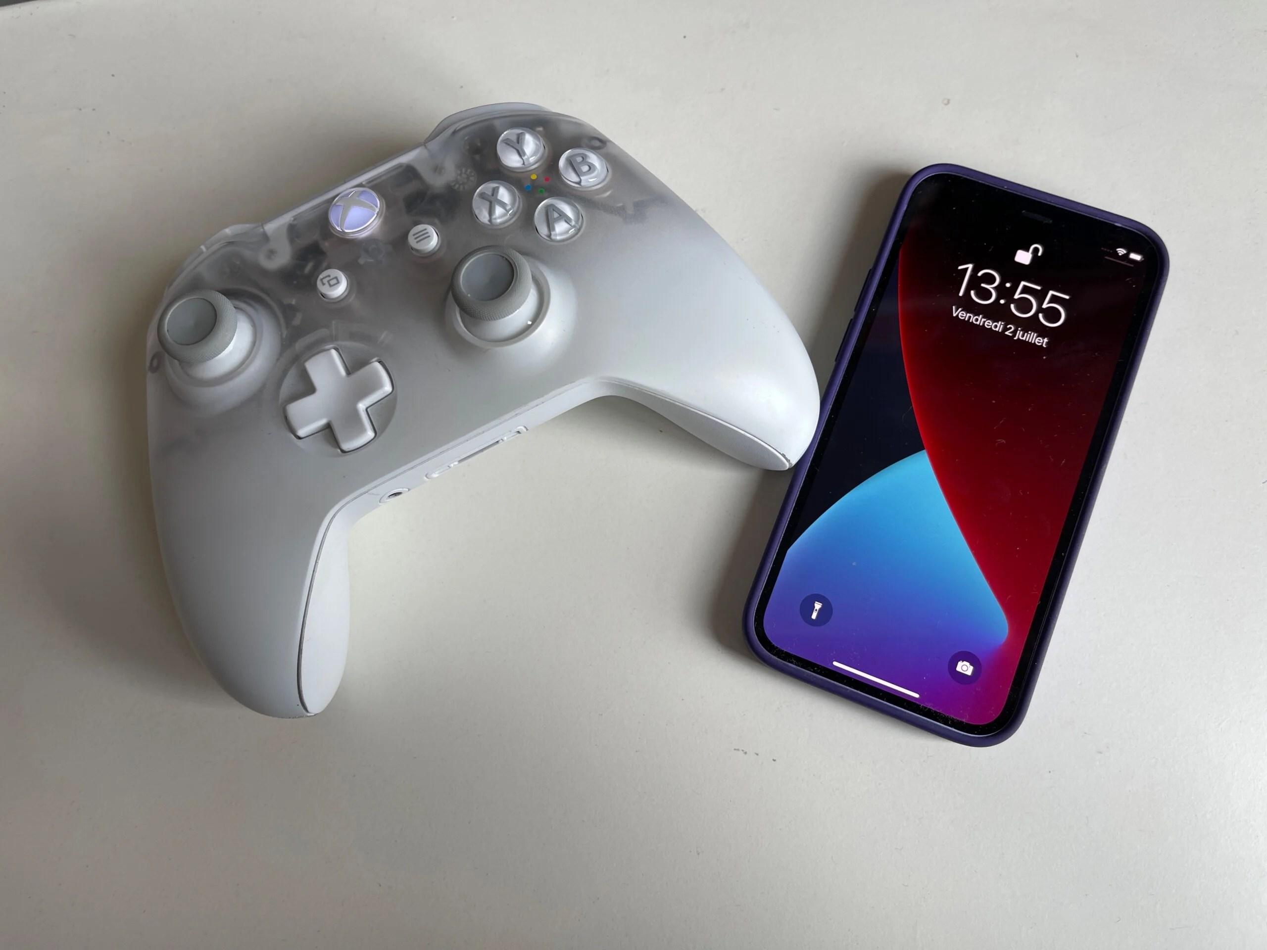 iOS 15 : comment utiliser sa manette de jeu pour contrôler son iPhone ?