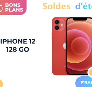 L'iPhone 12 avec 128 Go de stockage est à un prix jamais vu pour les soldes