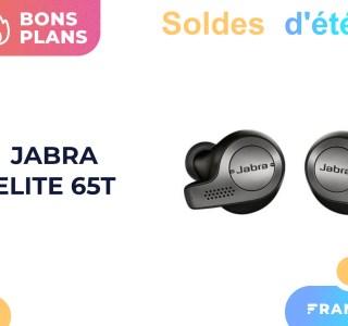 Seulement aujourd'hui, les célèbres Jabra Elite 65t sont à 59 €