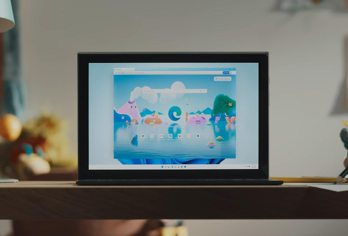 Windows 11 : Microsoft Edge vous propose un avant-goût de son nouveau design