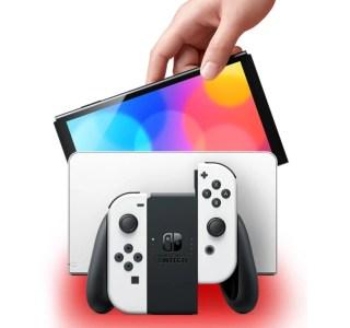 La Nintendo Switch OELD est disponible en précommande à partir de 349 euros