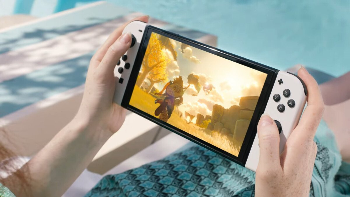 On a joué avec la Nintendo Switch OLED : le vrai changement dans la continuité