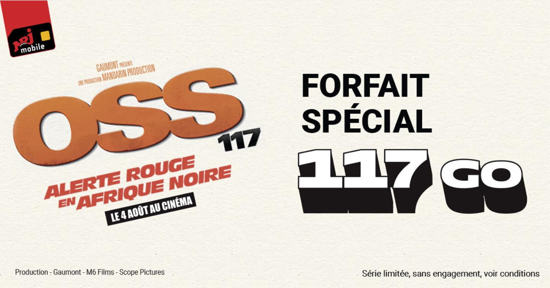 Forfait mobile : l'offre NRJ Mobile 117 Go conserve un prix bas, même après un an