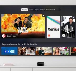 Free propose l'Apple TV 4K à moitié prix avec l'application Oqee pour accéder aux chaines TV