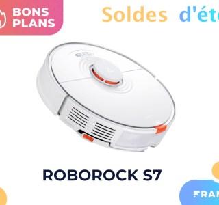Roborock S7 : ce nouveau robot aspirateur efficace est déjà soldé