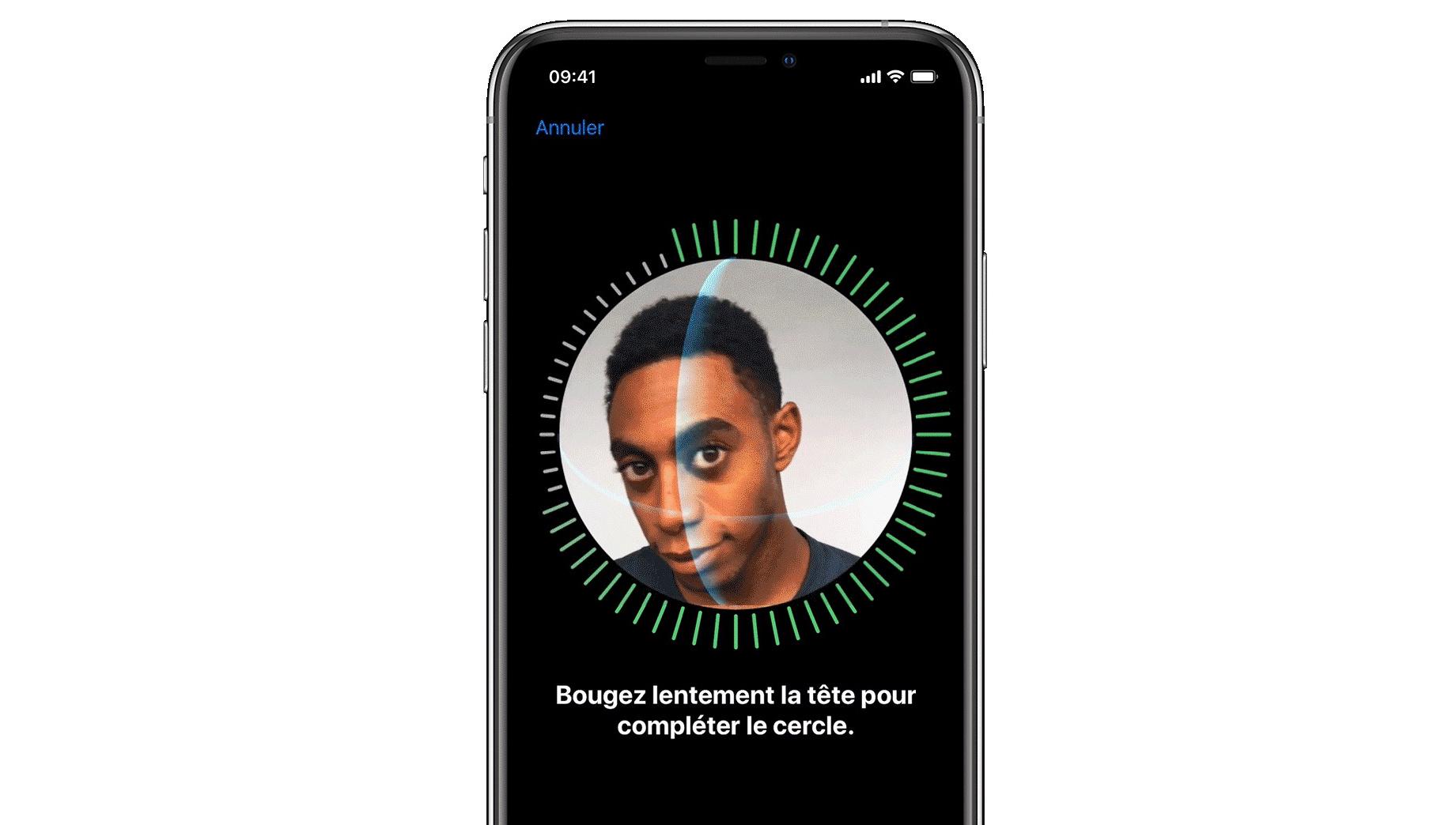 Avec iOS 15, Apple miserait sur le selfie pour vérifier votre identité