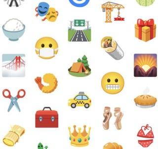 Android 12 : Google va mettre à jour près de 1000 de ses émojis