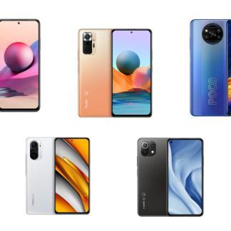 Xiaomi fait chuter les prix de ses nombreux smartphones sur son site officiel