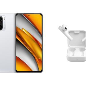 Xiaomi baisse le prix de son puissant Poco F3 et offre des écouteurs sans fil en prime