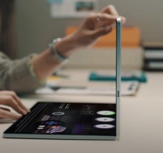 Samsung Galaxy Book Fold 17 : premières informations sur un grand laptop avec écran pliant