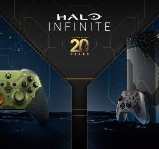 Halo Infinite : une date de sortie, mais aussi une Xbox Series X en édition limitée