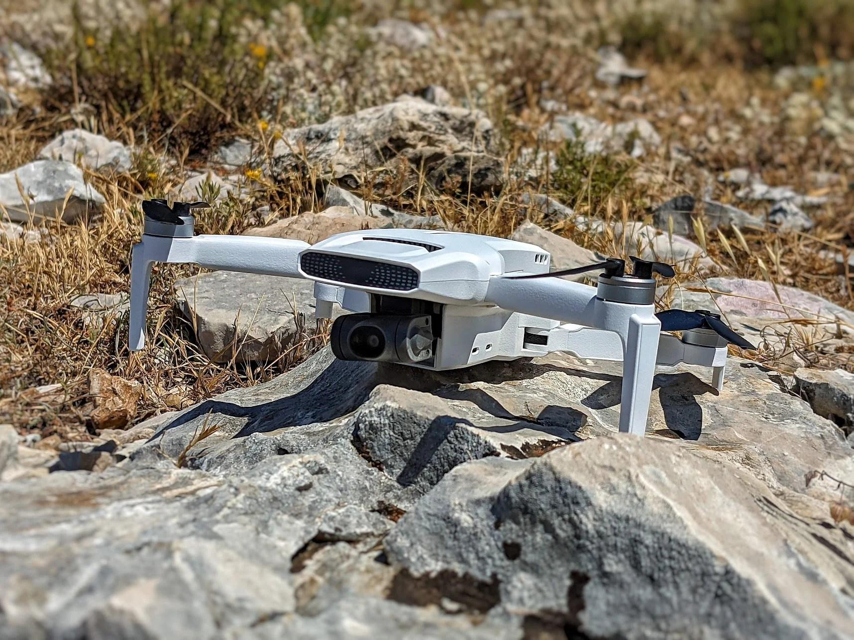 Test du FIMI X8 Mini : un petit drone vaillant, mais défaillant