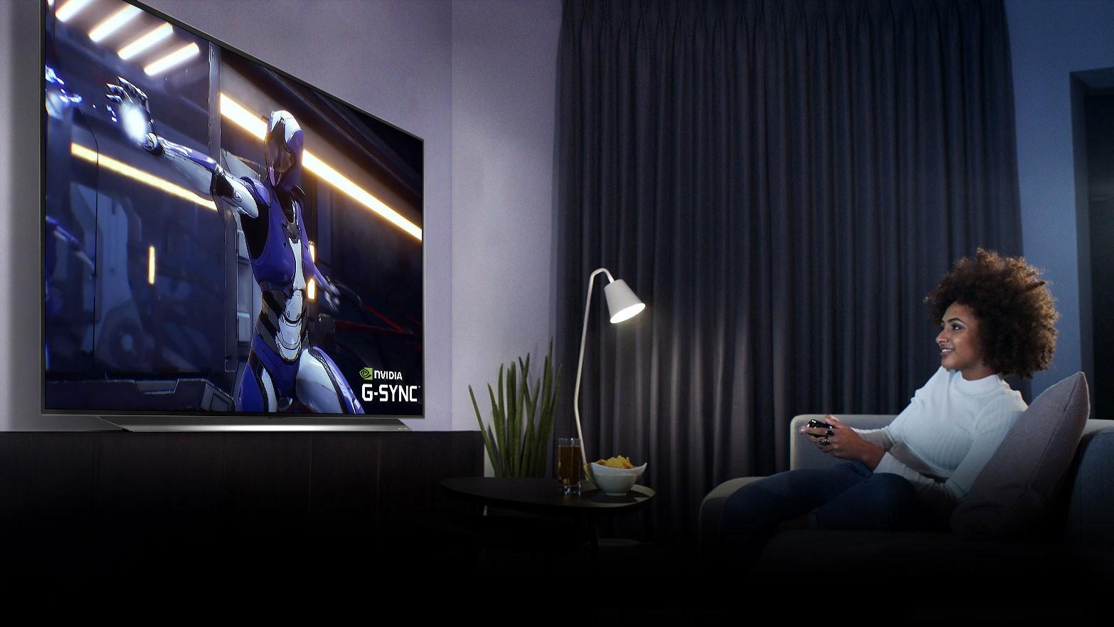 Le plus petit TV OLED est finalement repoussé, au grand dam des gamers