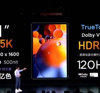 Xiaomi Mi Pad 5 et Mi Pad 5 Pro : elle veulent concurrencer l'iPad Pro pour moitié moins cher