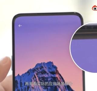 La nouvelle caméra sous l'écran d'Oppo impressionne dans cette prise en main en vidéo