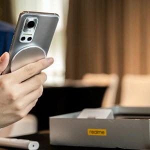 Realme GT Flash : la fiche technique de ce concept phone donne très envie