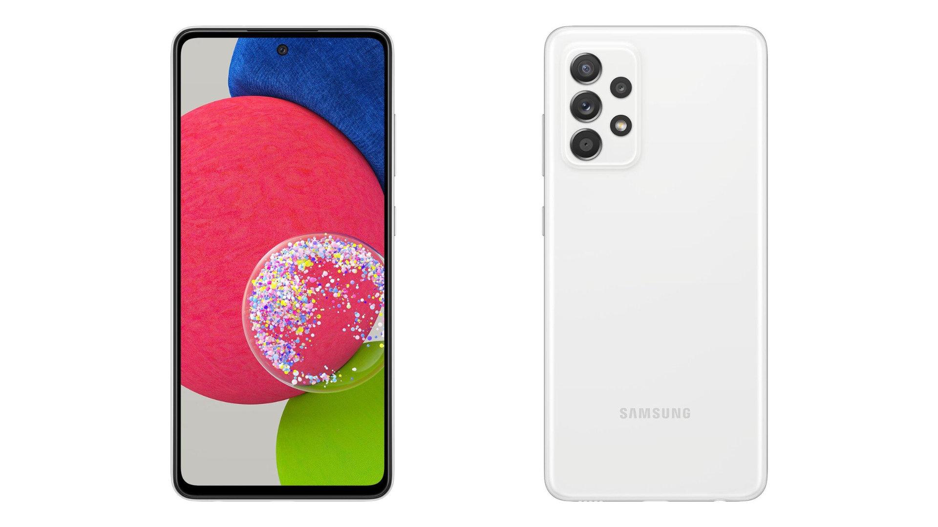 Samsung Galaxy A52s : son prix en euros s'ébruite déjà