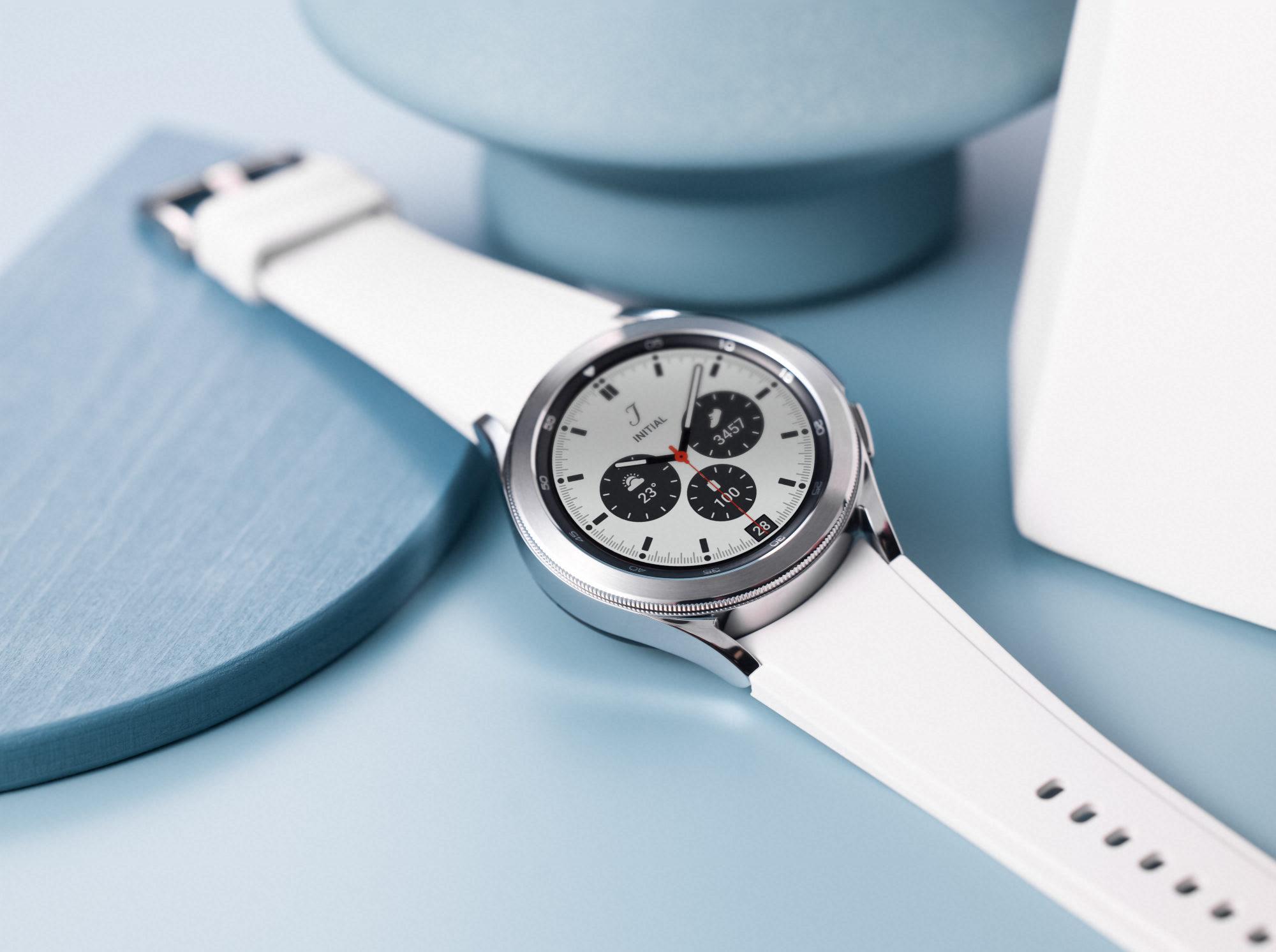 Galaxy Watch 4 et 4 Classic : les 1eres montres Samsung sous One UI Watch sont là