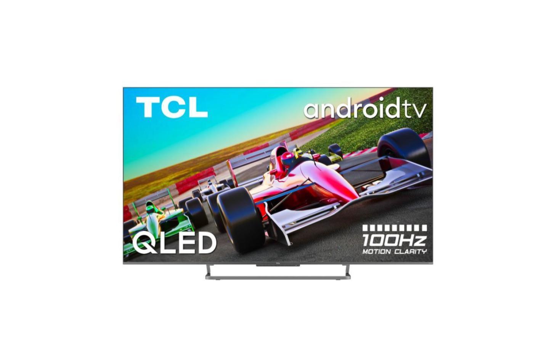 Le TV QLED TCL orienté gaming (HDMI 2.1, 100 Hz) est à moins de 700 €