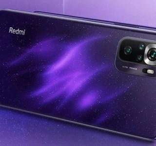 179 €, c'est actuellement le prix du Xiaomi Redmi Note 10S (128 Go) dans son coloris Violet Galaxie