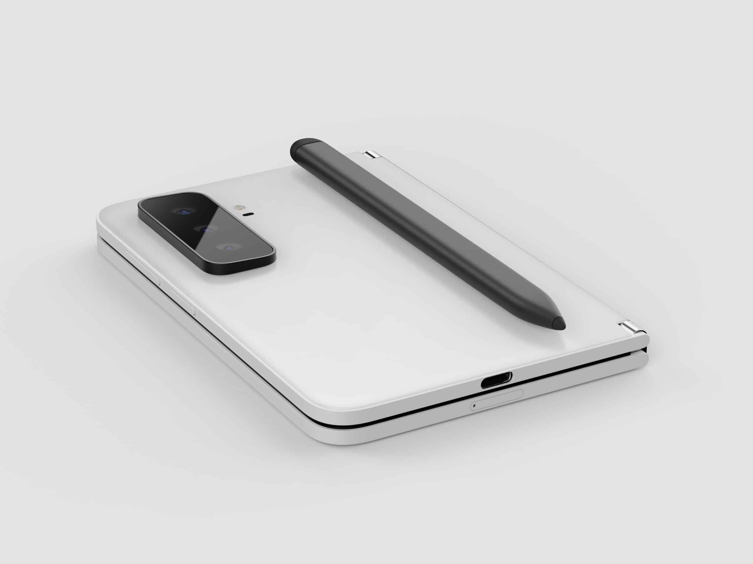 Le Surface Duo2 dévoile une compatibilité5G et une possible charge sans fil