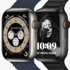 L'Apple Watch Series 7 change encore moins que ce qu'Apple veut bien dire
