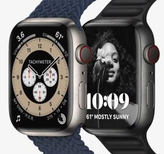 Apple Watch Series 7 : la montre connectée qui veut améliorer votre confort de lecture