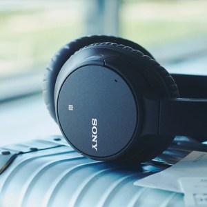 Ce casque sans fil à réduction de bruit de la marque Sony n'est qu'à 59 €