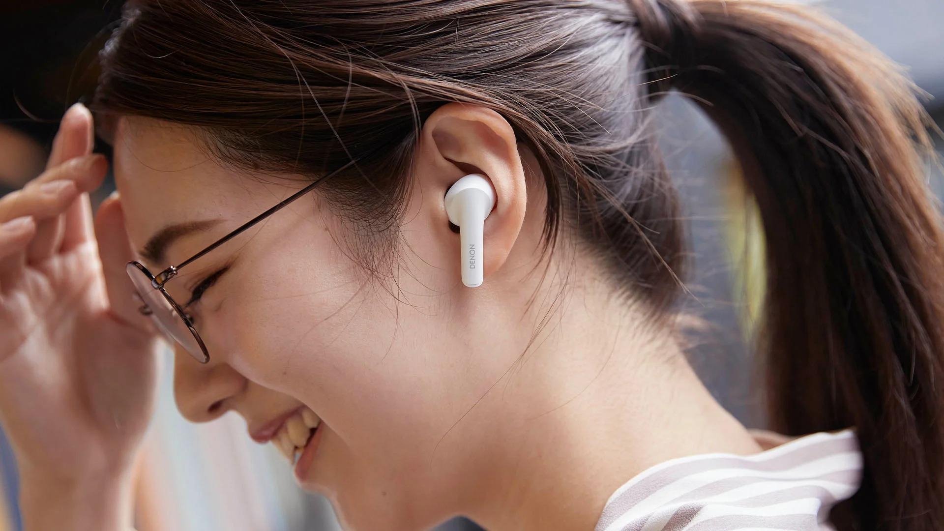 Le spécialiste de la Hi-Fi Denon lance ses premiers écouteurs sans fil
