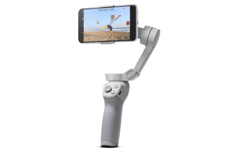 DJI OM 4 : cet excellent stabilisateur pour smartphone est à moins 20%