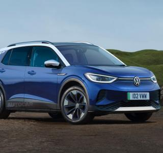 Volkswagen ID.2 : tout ce que l'on sait sur le futur SUV électrique compact à 20 000 euros