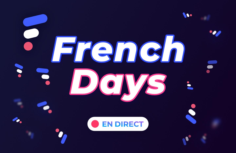 French Days 2021 : toutes les meilleures offres disponibles ce week-end