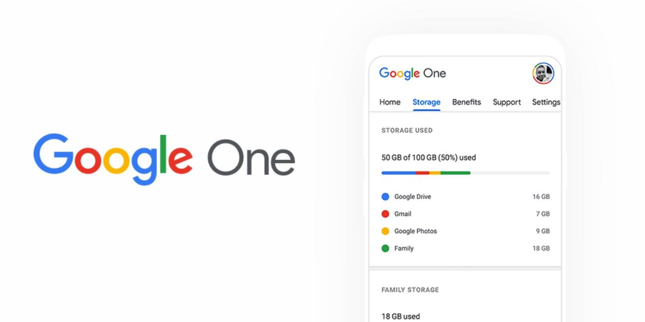 Stockage : Google One coupe la poire en deux avec une nouvelle offre 5 To