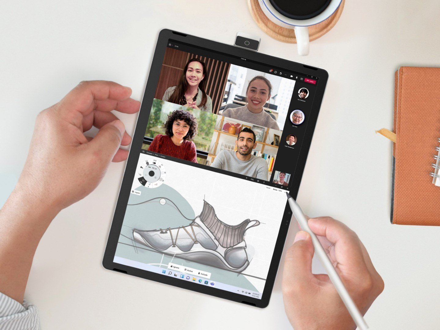 HP préparerait une tablette pas chère pour enquiquiner la Surface Go de Microsoft