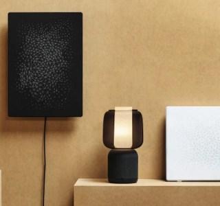IKEA et Sonos mettent la lampe-enceinte Symfonisk en kit