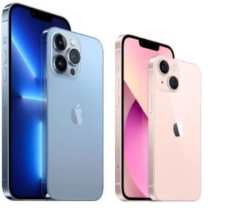 iPhone 13 ou iPhone 13 Pro: le comparatif complet pour vous aider à choisir