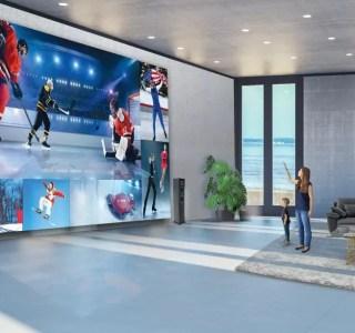 LG sort un téléviseur DVLED 8K titanesque allant jusqu'à 335 pouces