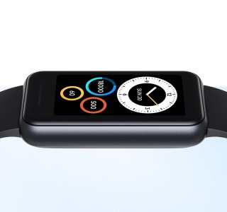Realme lance son Band 2, un bracelet connecté à moins de 40 euros