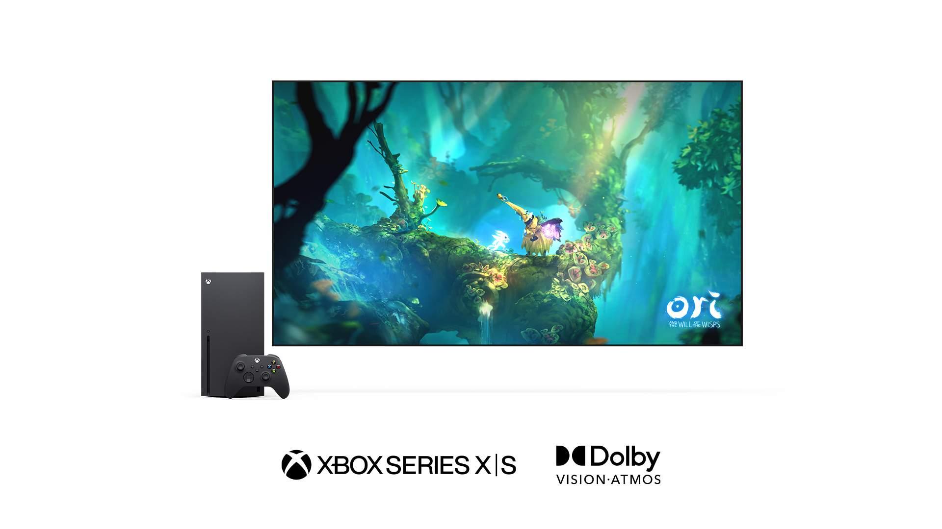 Dolby Vision arrive sur les jeux Xbox Series X I S pour un HDR encore plus beau
