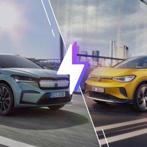 Škoda Enyaq iV vs Volkswagen ID.4 : laquelle est la meilleure voiture électrique ?