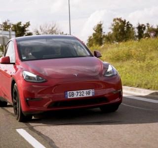 Essai de la Tesla Model Y : le meilleur SUV électrique compact du marché