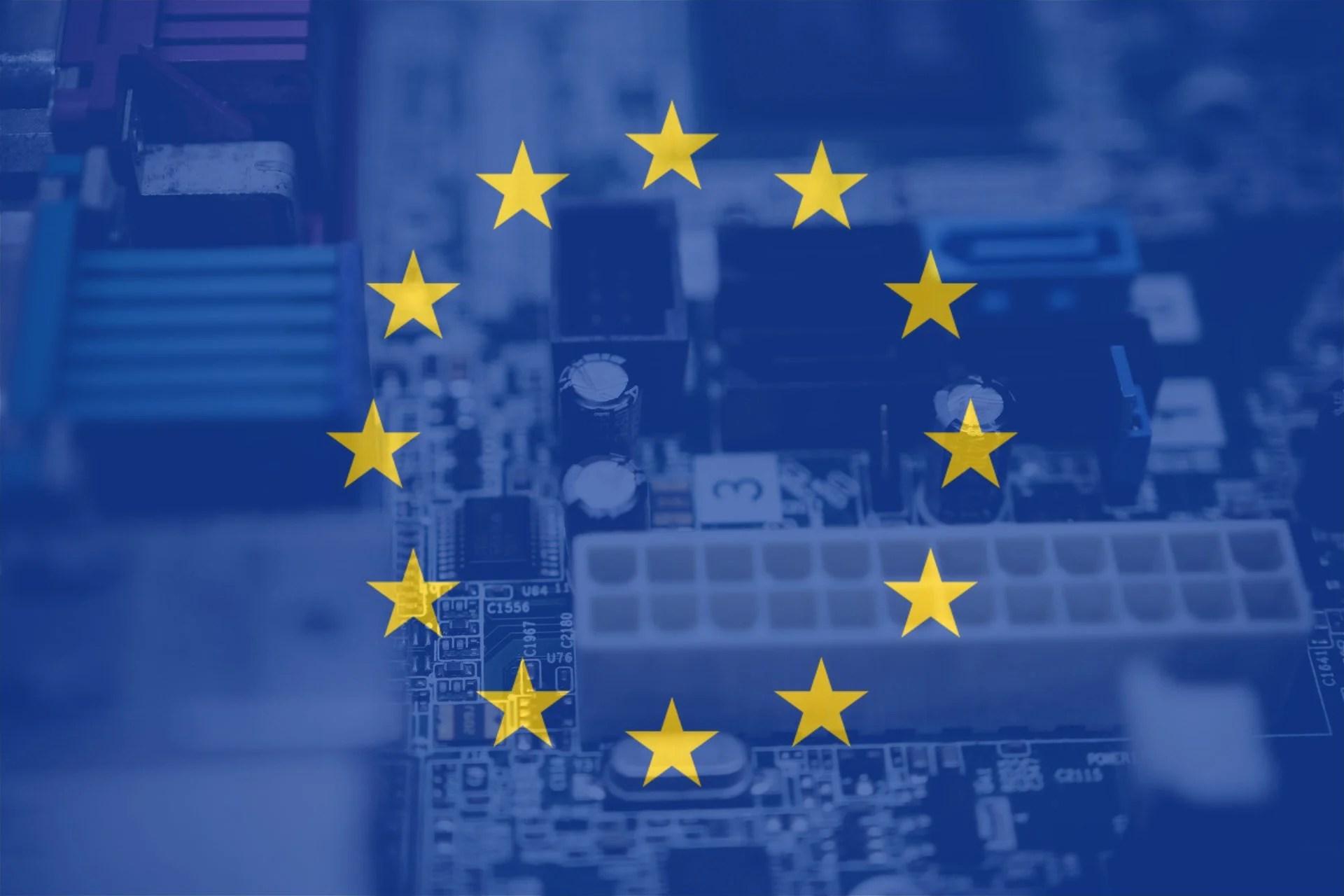 «Nous sommes des leaders mondiaux»: l'Europe veut moins dépendre de l'Asie dans la tech