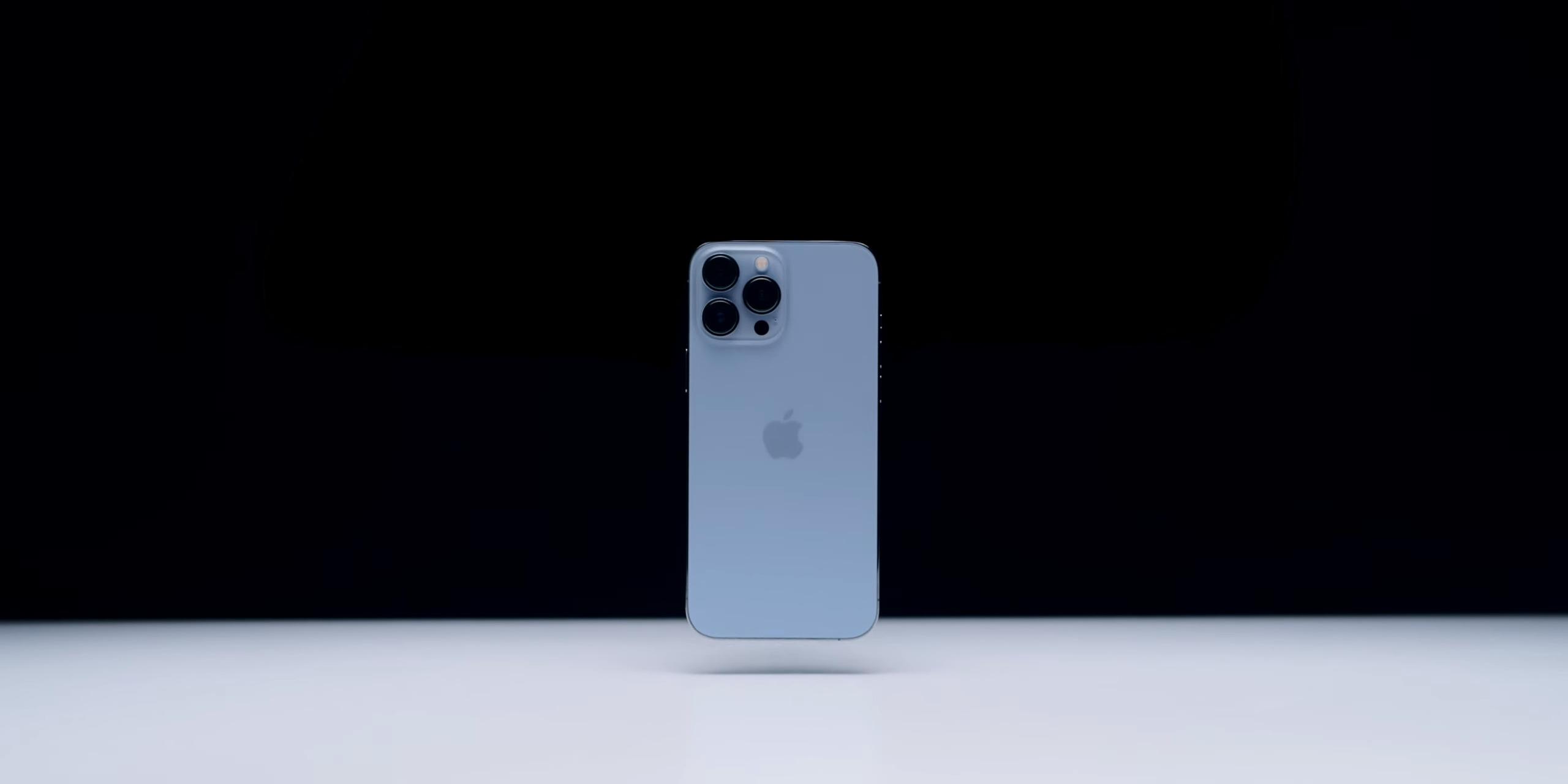 iPhone13 Pro et 13Pro Max: le 120Hz ne fonctionne pas sur les apps tierces, et vous n'y pouvez rien