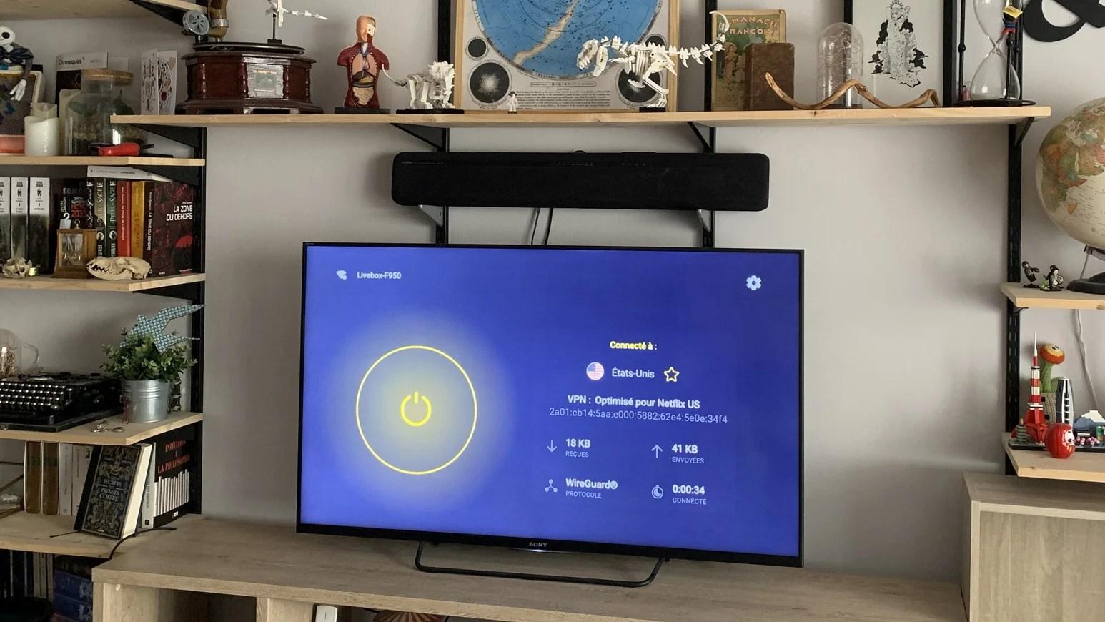 Comment installer et utiliser un VPN sur sa TV connectée ?
