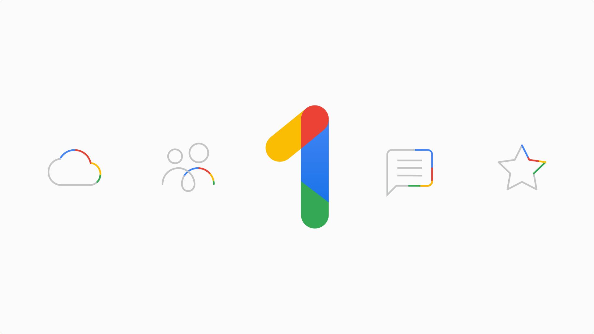 Google One goûte à Material You et vous réserve aussi une petite surprise