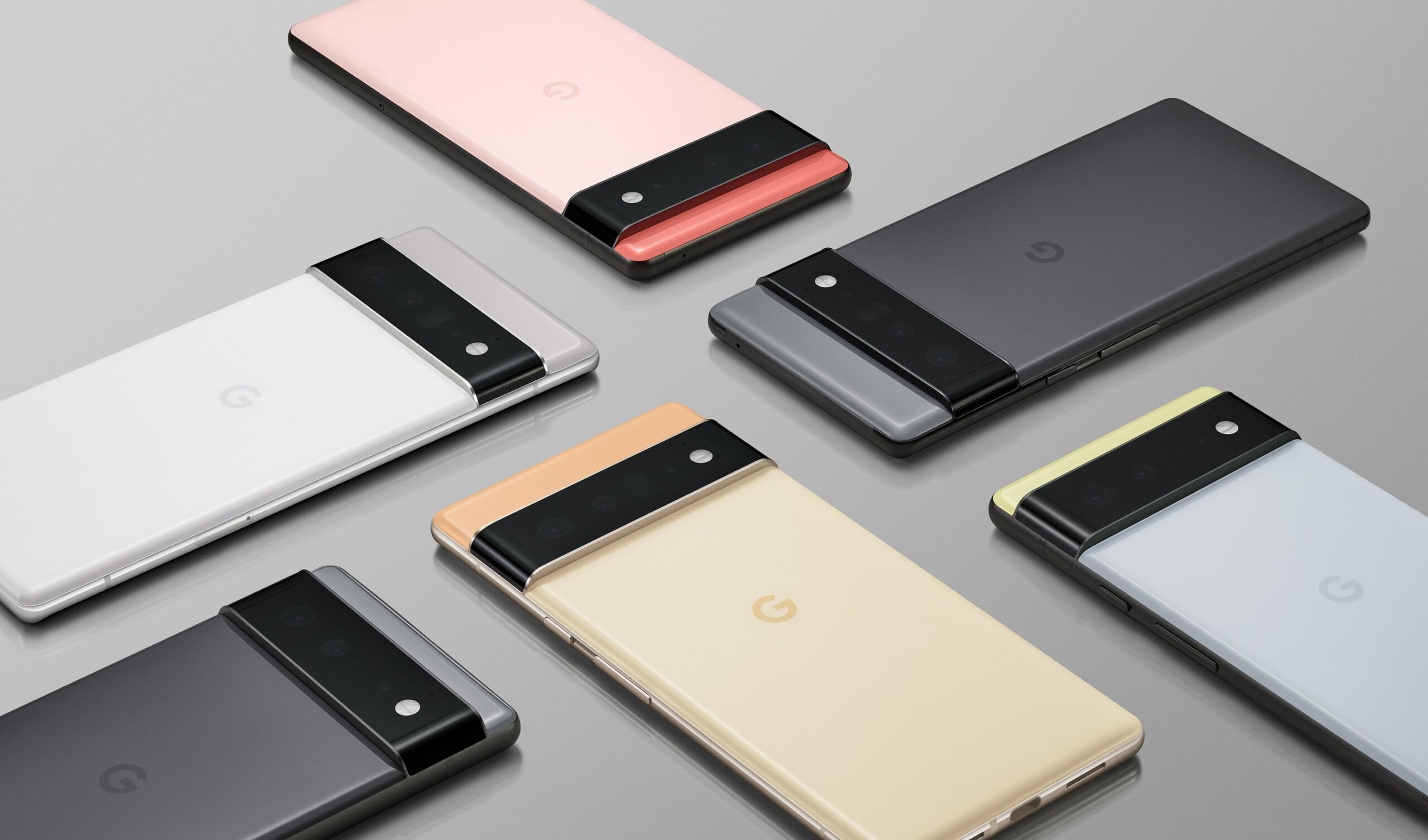 Les Google Pixel 6 et 6 Pro sont là,  Xbox au frais et friture entre Orange et SFR – Tech'spresso