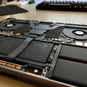 MacBook Pro 2021 : voici à quoi ressemblent ses entrailles