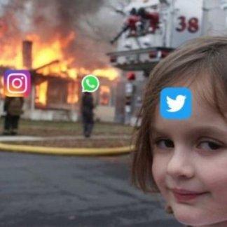 Facebook- und WhatsApp-Ausfall: Twitter und Signal freuen sich, Telegramm rutscht aus